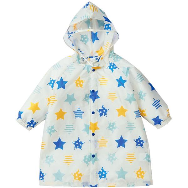 防水雨衣 明星