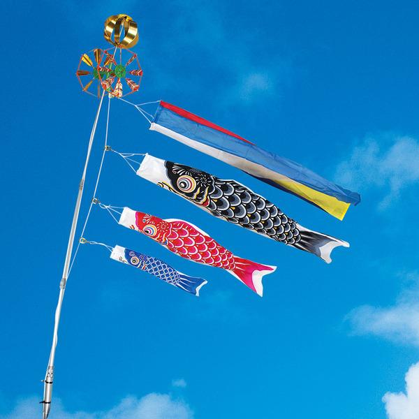 """鲤鱼旗 1.5米""""尼龙"""" 57075 F"""