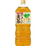 三得利GREEN DA・・RA KA 温柔的麦茶2 L×6